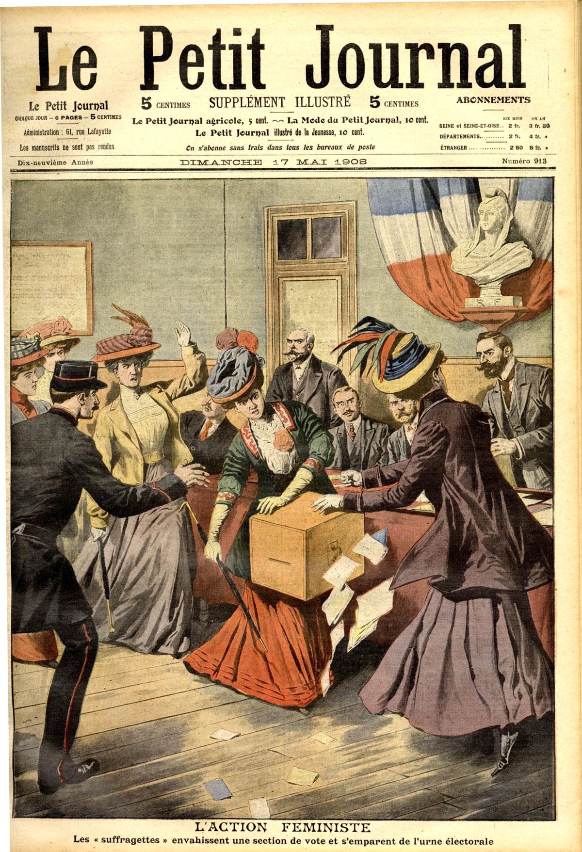 Suffrage universel de l exclusion l universalit mus e de l 39 histoir - Le journal d eyragues ...